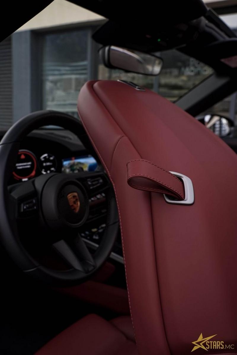 Photo 22 de l'offre de PORSCHE 911 TARGA (992) 3.0 450CH 4S à 199992€ chez Stars Monte Carlo