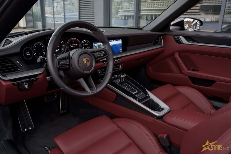 Photo 12 de l'offre de PORSCHE 911 TARGA (992) 3.0 450CH 4S à 199992€ chez Stars Monte Carlo