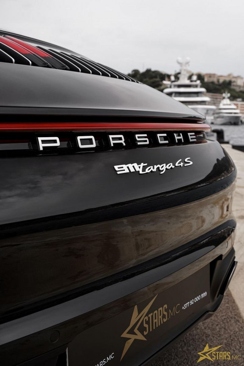 Photo 25 de l'offre de PORSCHE 911 TARGA (992) 3.0 450CH 4S à 199992€ chez Stars Monte Carlo