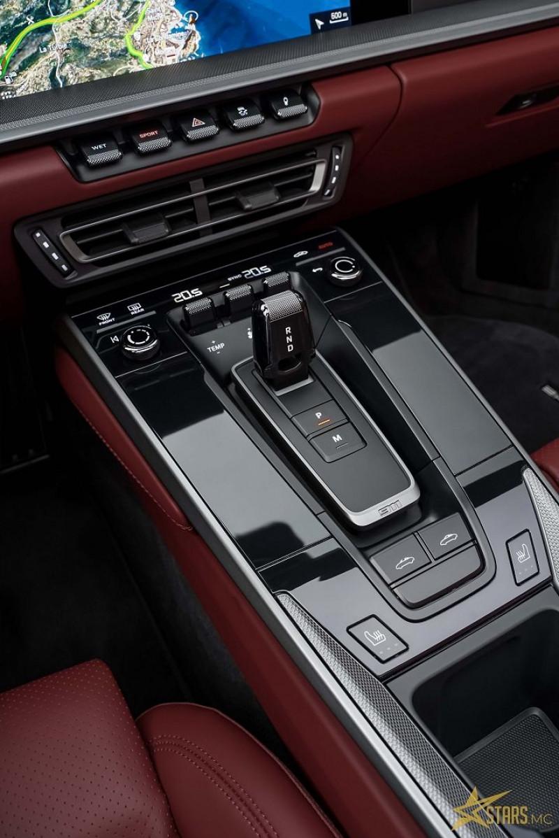 Photo 20 de l'offre de PORSCHE 911 TARGA (992) 3.0 450CH 4S à 199992€ chez Stars Monte Carlo