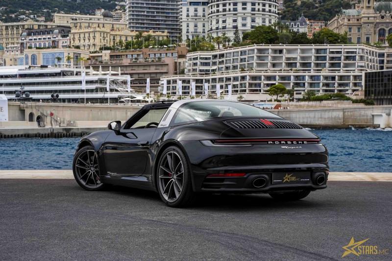 Photo 6 de l'offre de PORSCHE 911 TARGA (992) 3.0 450CH 4S à 199992€ chez Stars Monte Carlo