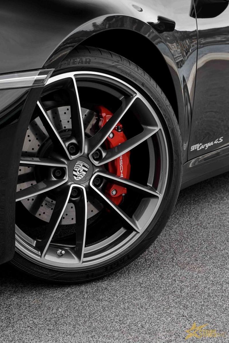 Photo 23 de l'offre de PORSCHE 911 TARGA (992) 3.0 450CH 4S à 199992€ chez Stars Monte Carlo