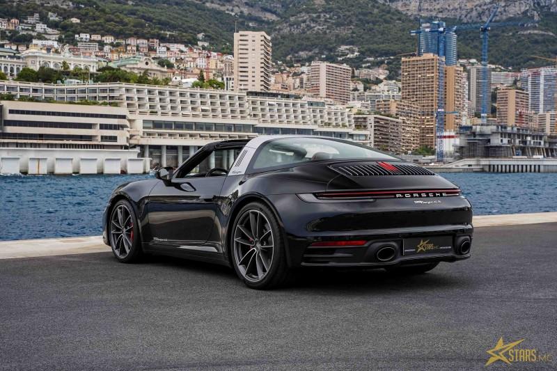 Photo 10 de l'offre de PORSCHE 911 TARGA (992) 3.0 450CH 4S à 199992€ chez Stars Monte Carlo