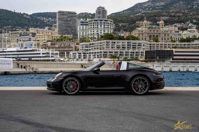 Photo 5 de l'offre de PORSCHE 911 TARGA (992) 3.0 450CH 4S à 199992€ chez Stars Monte Carlo