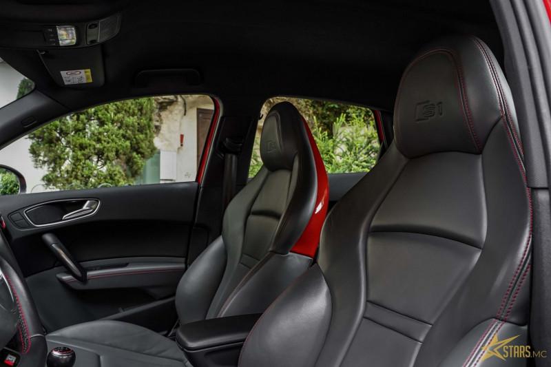 Photo 8 de l'offre de AUDI S1 SPORTBACK 2.0 TFSI 231CH QUATTRO à 31503€ chez Stars Monte Carlo
