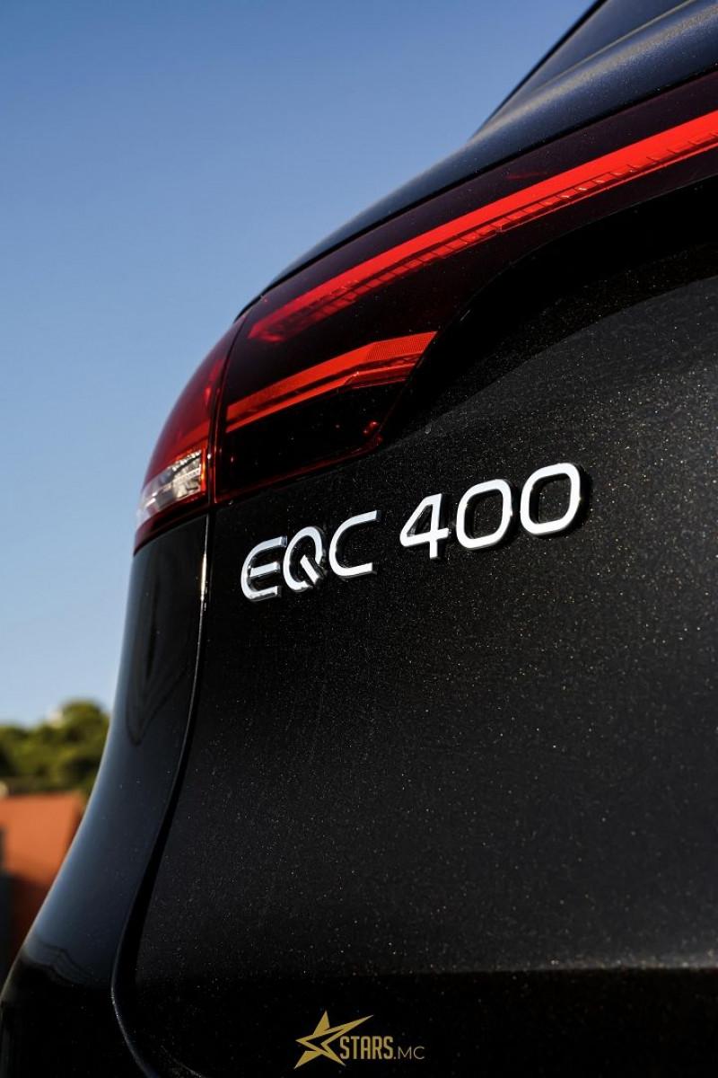 Photo 39 de l'offre de MERCEDES-BENZ EQC 400 408CH AMG LINE 4MATIC à 76900€ chez Stars Monte Carlo