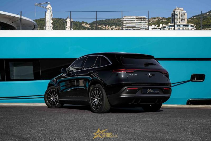 Photo 5 de l'offre de MERCEDES-BENZ EQC 400 408CH AMG LINE 4MATIC à 76900€ chez Stars Monte Carlo