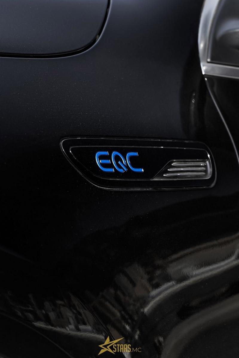 Photo 38 de l'offre de MERCEDES-BENZ EQC 400 408CH AMG LINE 4MATIC à 76900€ chez Stars Monte Carlo