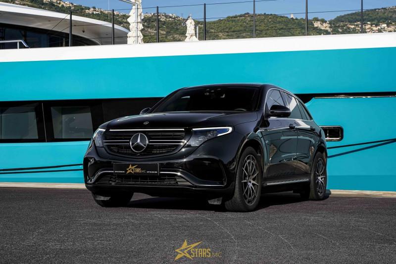 Photo 3 de l'offre de MERCEDES-BENZ EQC 400 408CH AMG LINE 4MATIC à 76900€ chez Stars Monte Carlo