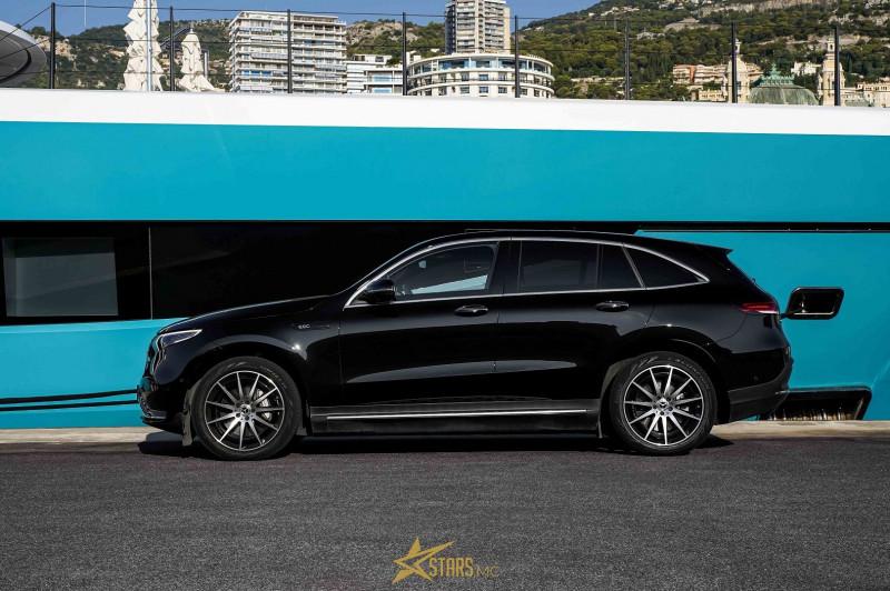 Photo 4 de l'offre de MERCEDES-BENZ EQC 400 408CH AMG LINE 4MATIC à 76900€ chez Stars Monte Carlo