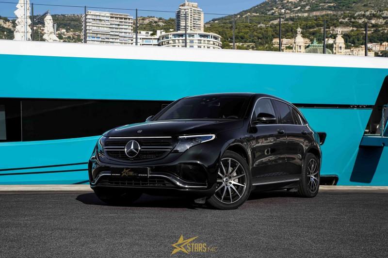 Photo 1 de l'offre de MERCEDES-BENZ EQC 400 408CH AMG LINE 4MATIC à 76900€ chez Stars Monte Carlo