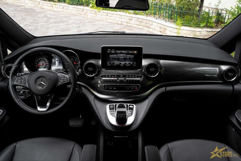 Photo 17 de l'offre de MERCEDES-BENZ CLASSE V 250 D EXTRA-LONG AVANTGARDE 9G-TRONIC 155G à 67900€ chez Stars Monte Carlo