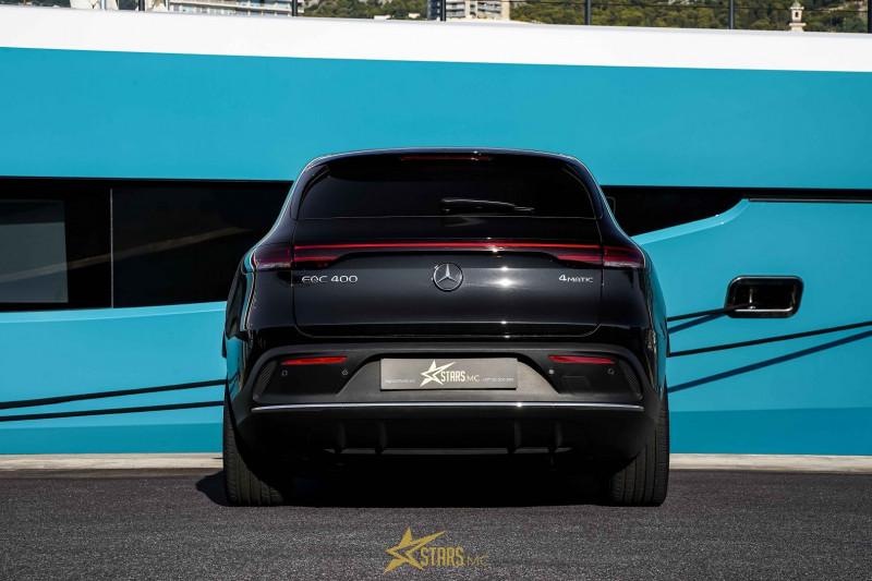 Photo 6 de l'offre de MERCEDES-BENZ EQC 400 408CH AMG LINE 4MATIC à 76900€ chez Stars Monte Carlo