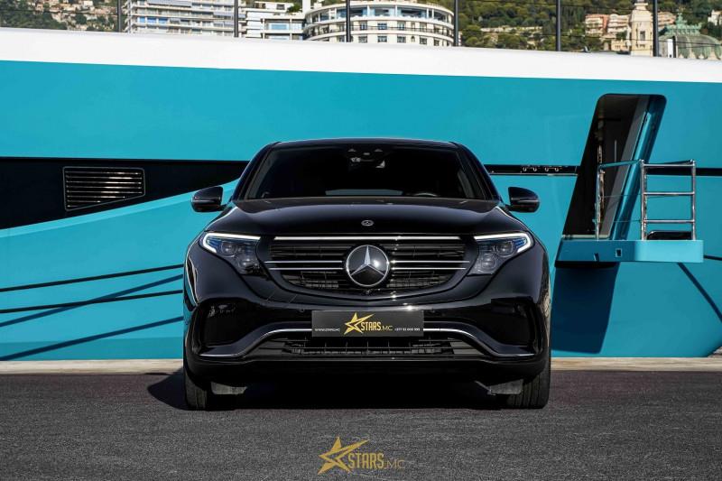 Photo 2 de l'offre de MERCEDES-BENZ EQC 400 408CH AMG LINE 4MATIC à 76900€ chez Stars Monte Carlo