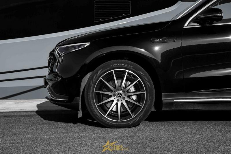 Photo 8 de l'offre de MERCEDES-BENZ EQC 400 408CH AMG LINE 4MATIC à 76900€ chez Stars Monte Carlo