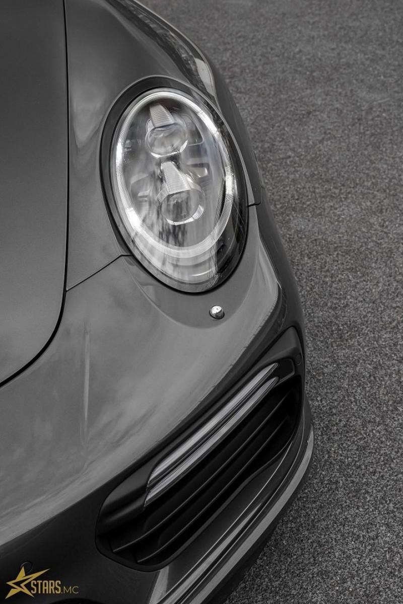 Photo 33 de l'offre de PORSCHE 911 CABRIOLET (991) 3.8 580CH TURBO S PDK à 169991€ chez Stars Monte Carlo
