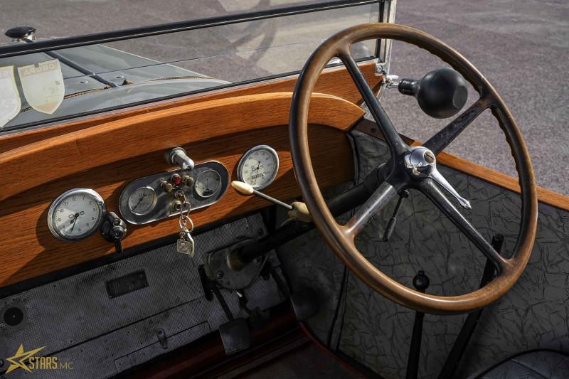 Photo 8 de l'offre de FIAT 502 CABRIOLET à 50000€ chez Stars Monte Carlo
