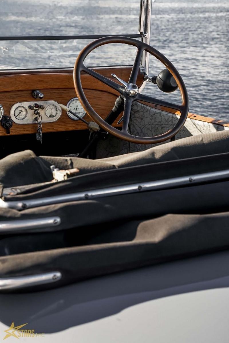 Photo 14 de l'offre de FIAT 502 CABRIOLET à 50000€ chez Stars Monte Carlo