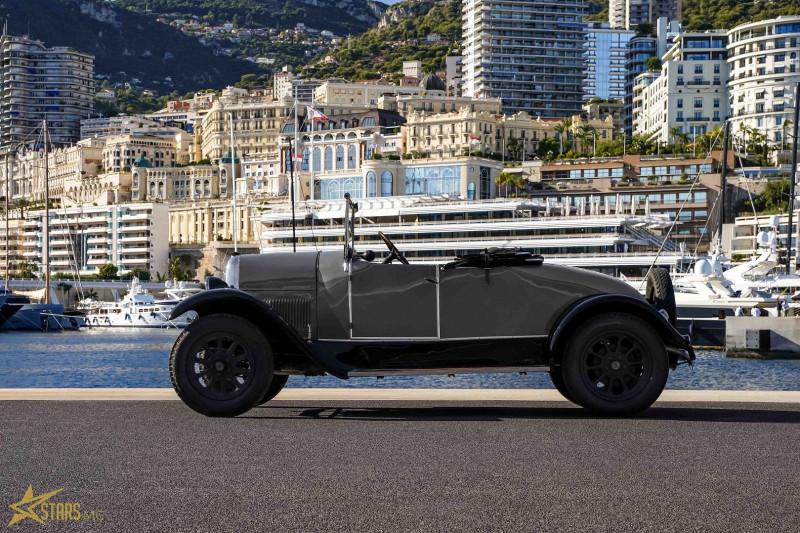 Photo 4 de l'offre de FIAT 502 CABRIOLET à 50000€ chez Stars Monte Carlo