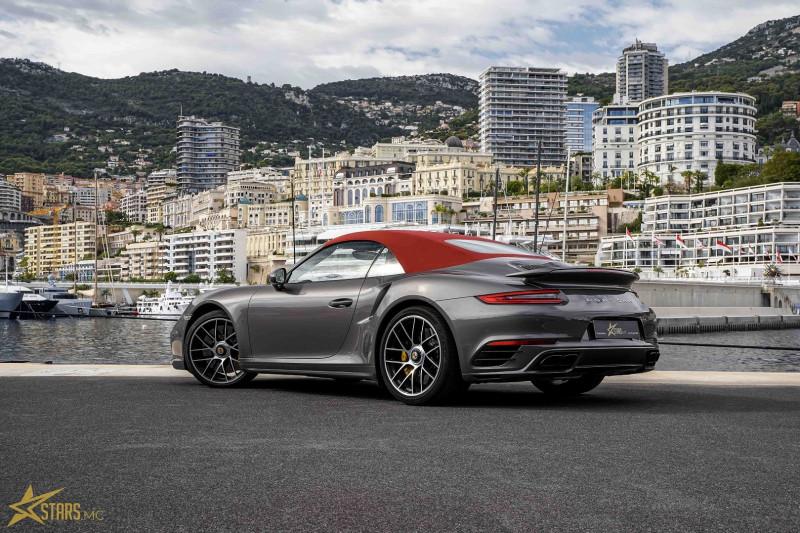 Photo 8 de l'offre de PORSCHE 911 CABRIOLET (991) 3.8 580CH TURBO S PDK à 169991€ chez Stars Monte Carlo