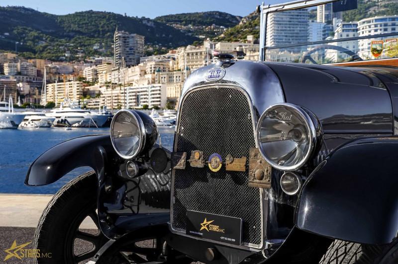 Photo 15 de l'offre de FIAT 502 CABRIOLET à 50000€ chez Stars Monte Carlo