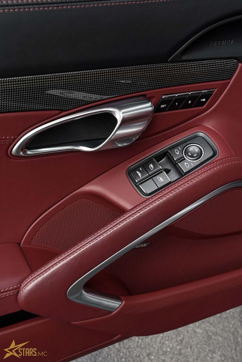 Photo 15 de l'offre de PORSCHE 911 CABRIOLET (991) 3.8 580CH TURBO S PDK à 169991€ chez Stars Monte Carlo