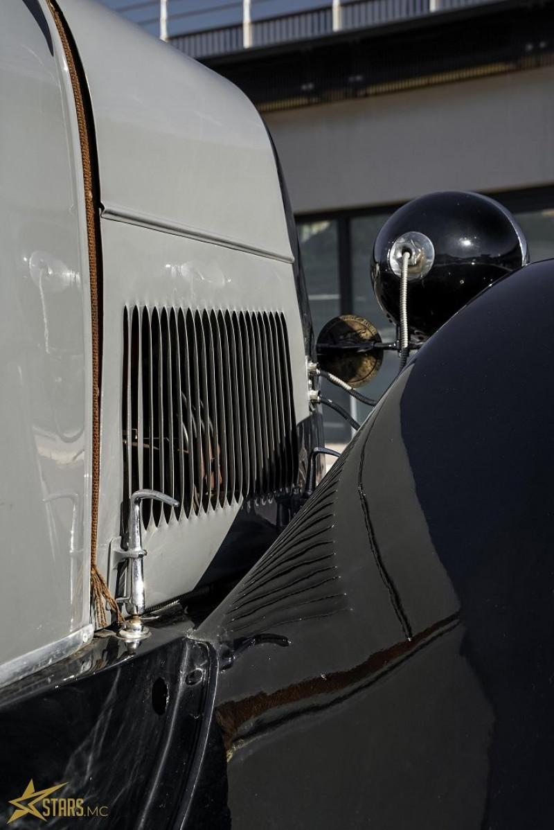 Photo 22 de l'offre de FIAT 502 CABRIOLET à 50000€ chez Stars Monte Carlo