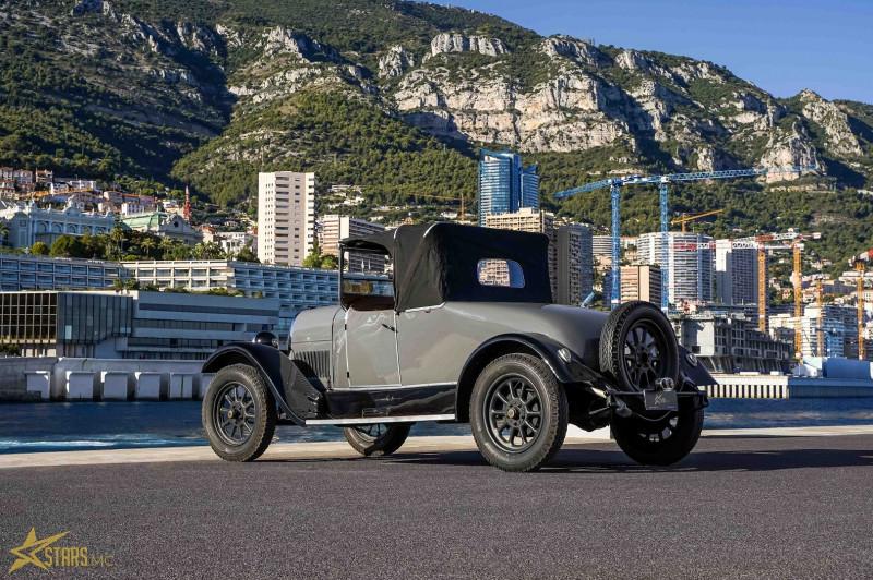 Photo 7 de l'offre de FIAT 502 CABRIOLET à 50000€ chez Stars Monte Carlo