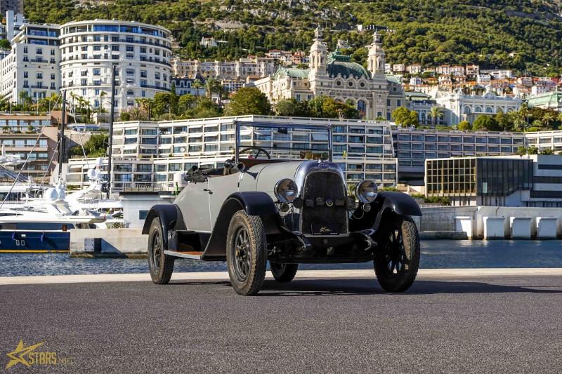 Photo 3 de l'offre de FIAT 502 CABRIOLET à 50000€ chez Stars Monte Carlo