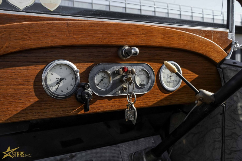 Photo 9 de l'offre de FIAT 502 CABRIOLET à 50000€ chez Stars Monte Carlo
