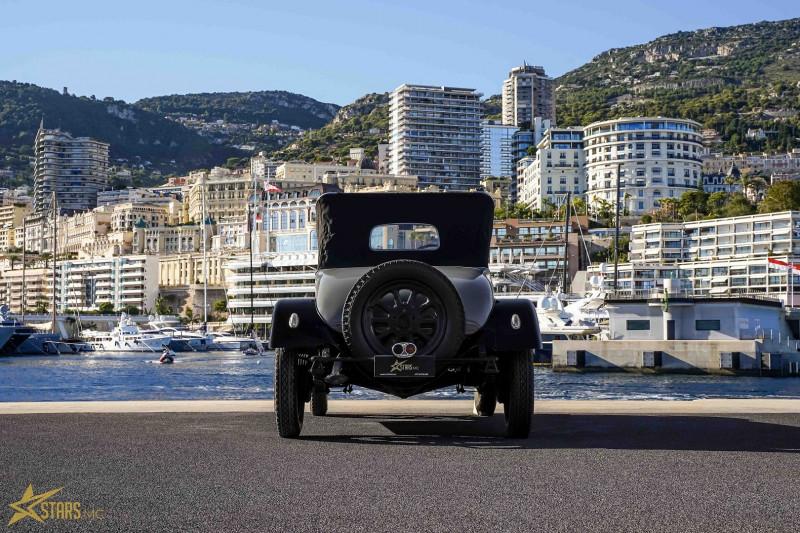 Photo 6 de l'offre de FIAT 502 CABRIOLET à 50000€ chez Stars Monte Carlo