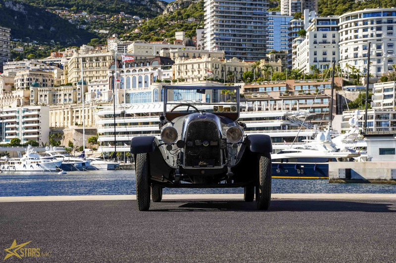 Photo 2 de l'offre de FIAT 502 CABRIOLET à 50000€ chez Stars Monte Carlo