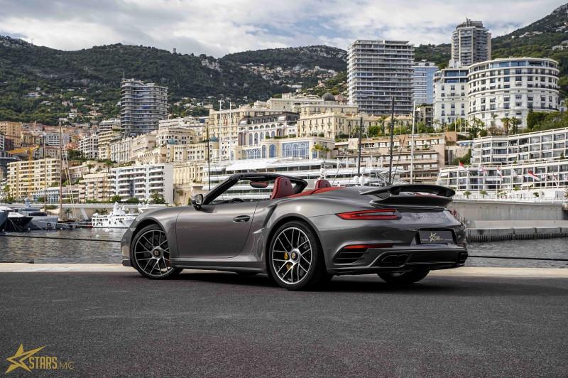 Photo 7 de l'offre de PORSCHE 911 CABRIOLET (991) 3.8 580CH TURBO S PDK à 169991€ chez Stars Monte Carlo