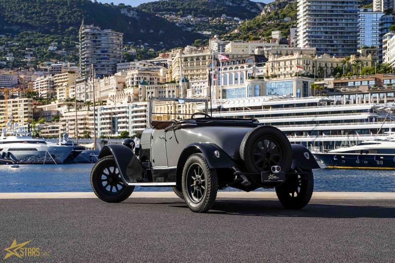Photo 5 de l'offre de FIAT 502 CABRIOLET à 50000€ chez Stars Monte Carlo