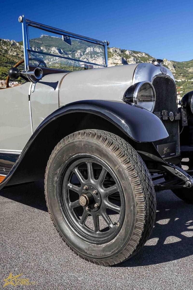 Photo 18 de l'offre de FIAT 502 CABRIOLET à 50000€ chez Stars Monte Carlo