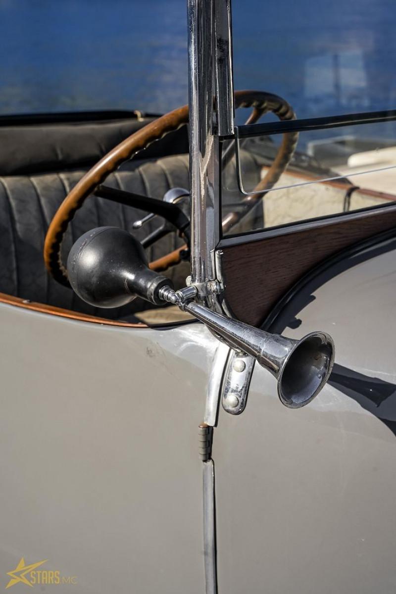 Photo 17 de l'offre de FIAT 502 CABRIOLET à 50000€ chez Stars Monte Carlo