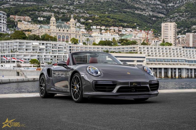 Photo 4 de l'offre de PORSCHE 911 CABRIOLET (991) 3.8 580CH TURBO S PDK à 169991€ chez Stars Monte Carlo