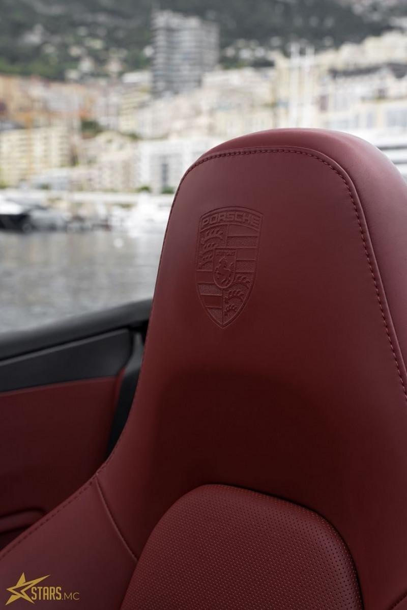 Photo 27 de l'offre de PORSCHE 911 CABRIOLET (991) 3.8 580CH TURBO S PDK à 169991€ chez Stars Monte Carlo