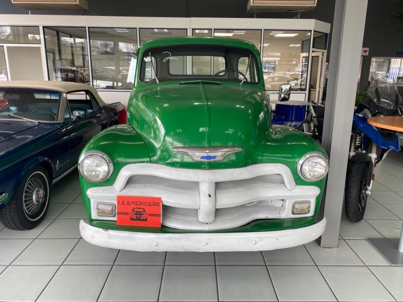 Chevrolet 3100  Essence Vert Occasion à vendre