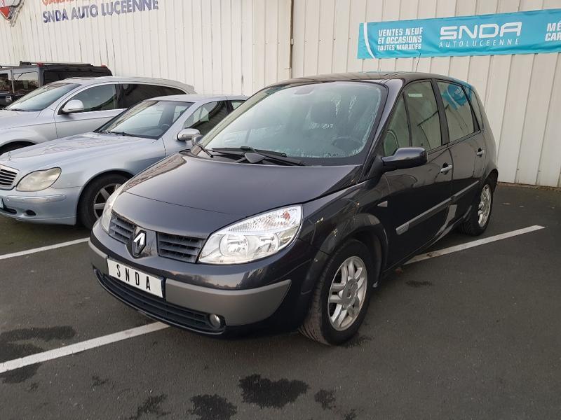 Renault Scenic 1.5 dCi 105ch Authentique Diesel Gris Foncé Occasion à vendre
