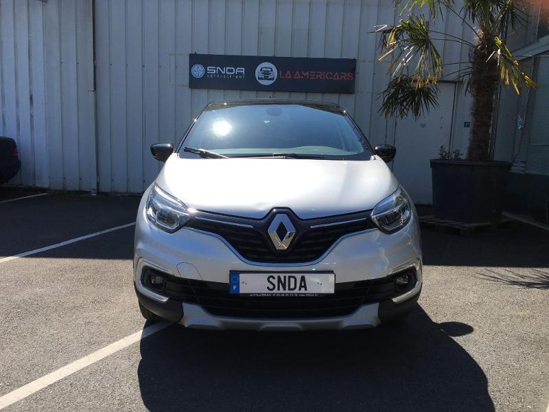 Renault Captur 0.9 TCe 90ch Intens - 19 Essence Gris Clair Occasion à vendre