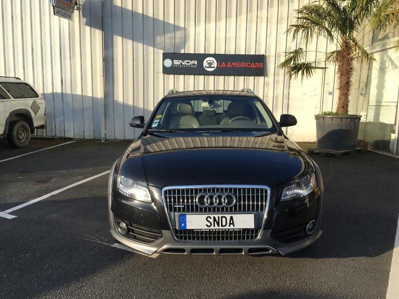 Audi A4 Allroad 2.0 TDI 170ch Ambition Luxe quattro Diesel Gris Foncé Occasion à vendre