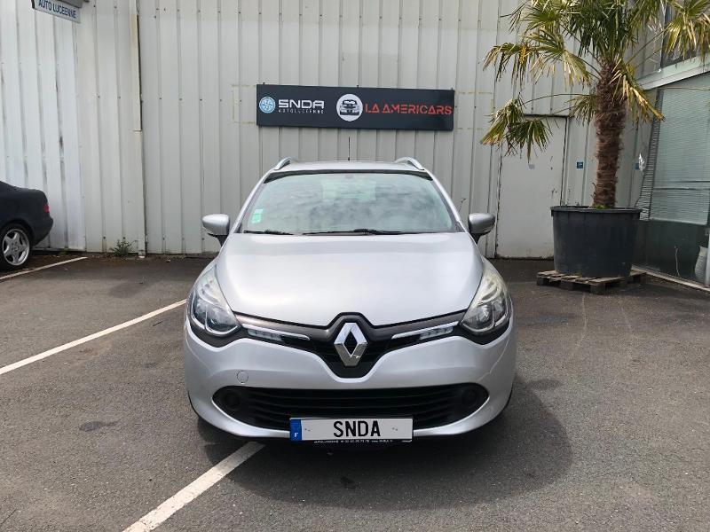 Renault Clio Estate 1.5 dCi 90ch energy Business Eco² Diesel Gris Clair Occasion à vendre