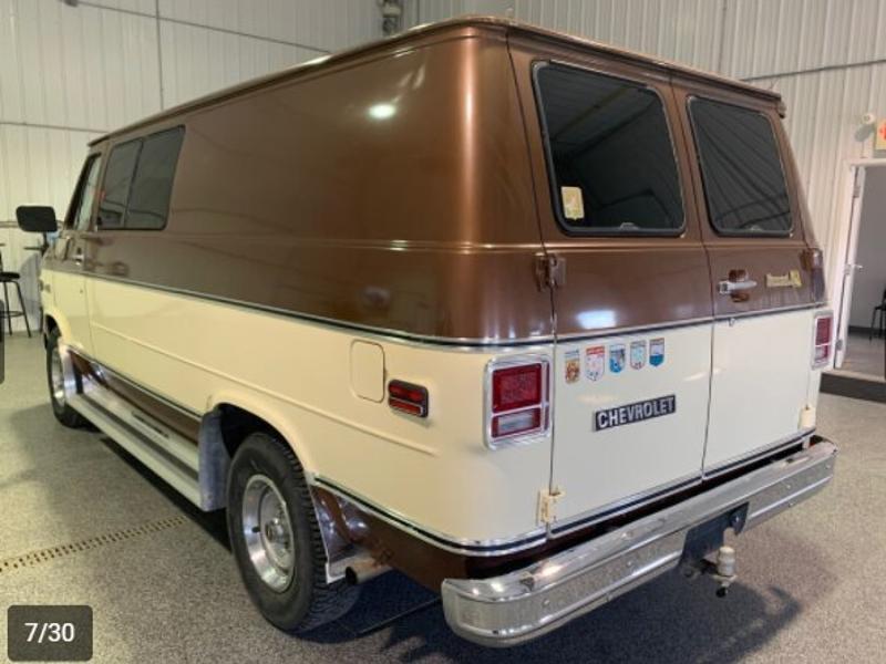 Photo 3 de l'offre de CHEVROLET Nomad 350 CI à 20900€ chez Snda Autolucéenne