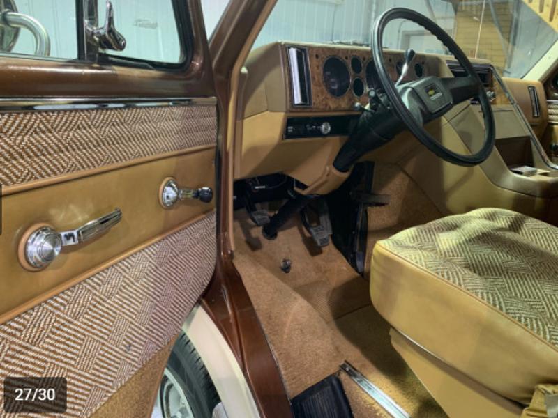 Photo 9 de l'offre de CHEVROLET Nomad 350 CI à 20900€ chez Snda Autolucéenne