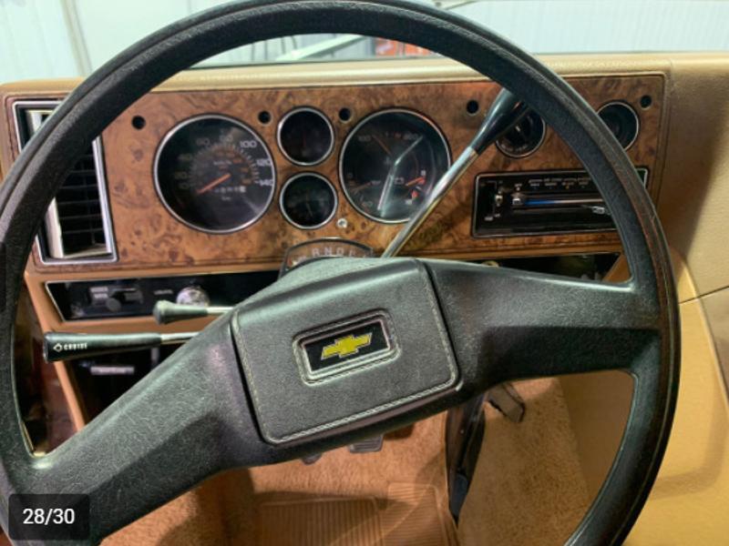 Photo 10 de l'offre de CHEVROLET Nomad 350 CI à 20900€ chez Snda Autolucéenne