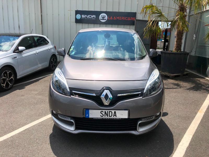 Renault Scenic 1.5 dCi 110ch Zen EDC Diesel Gris Foncé Occasion à vendre