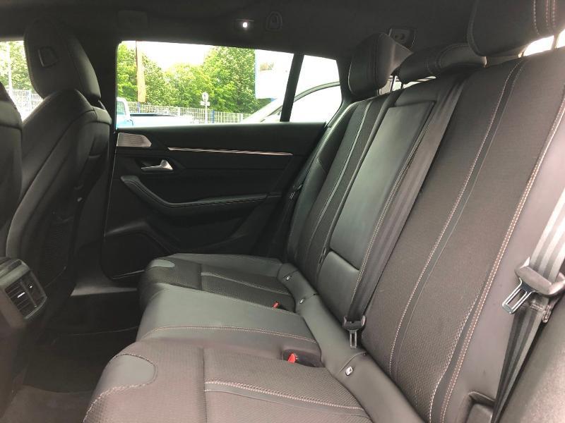 Photo 8 de l'offre de PEUGEOT 508 SW BlueHDi 180ch S&S GT Line EAT8 à 34980€ chez Snda Autolucéenne