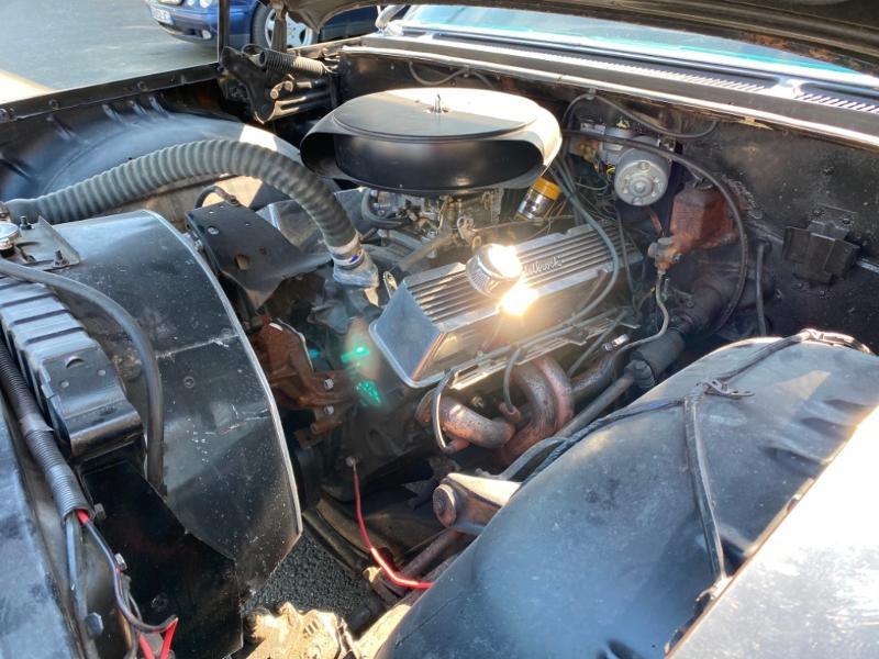 Photo 10 de l'offre de CHEVROLET Impala V8 à 34000€ chez Snda Autolucéenne