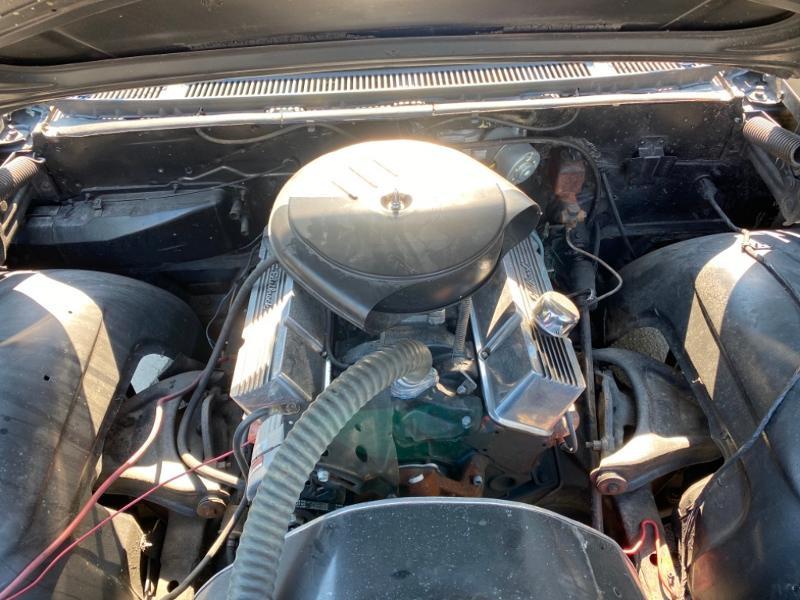 Photo 12 de l'offre de CHEVROLET Impala V8 à 34000€ chez Snda Autolucéenne
